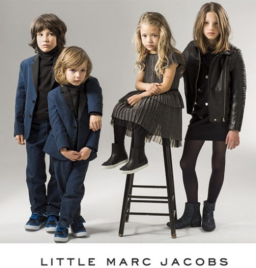 advertising shoky van der horst beauty Fashion Little Marc Jacobs advertising kids