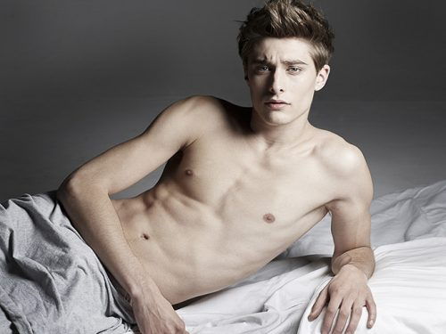 maxence danet fauvel shoky van der horst nude beauty men topmodel skin james dean wet