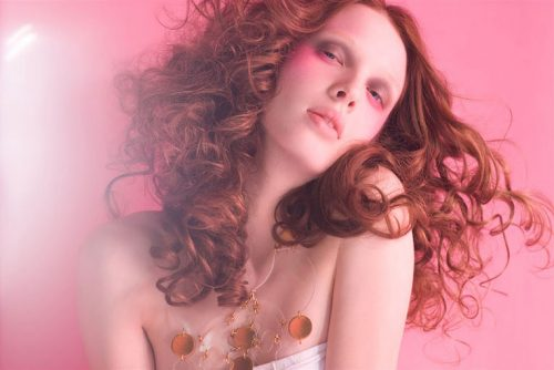 shoky van der horst Paris Vogue fashion Pink pink paradise Beauty