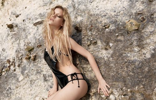 shoky van der horst Paris maillot de bain fashion Lingerie Enjoy Beach